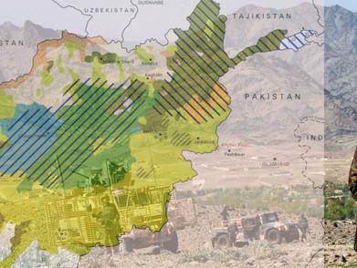 Afganistán y las Montañas Mágicas