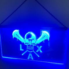LED Engraved Sign