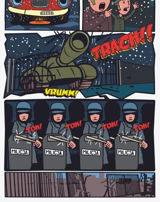 Sample 5 of Ogorek Comic.