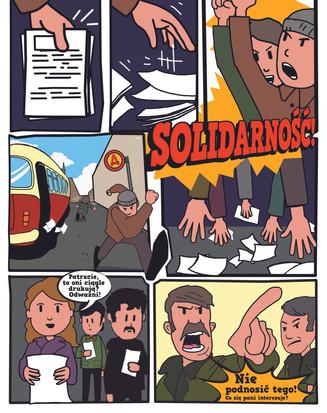 Sample 4 of Ogorek Comic.