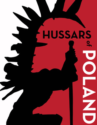 Retro Poster Design for an exhibition of the history of the Polish Hussars.