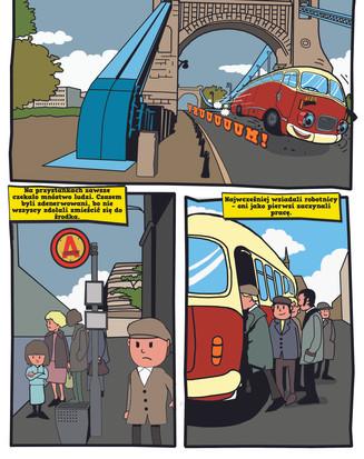Sample 1 of Ogorek Comic.