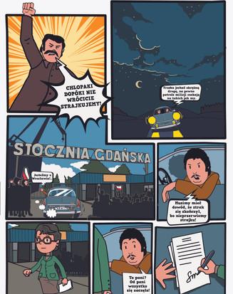 Sample 3 of Ogorek Comic.
