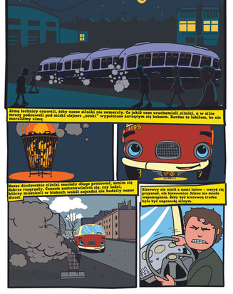 Sample 2 of Ogorek Comic.