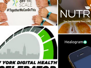 """""""Sexy"""" digital health startups showcase innovations at NYDHA demo day"""