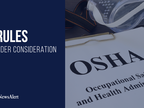 Get ready for new OSHA workplace regulations: questions and answers to key issues
