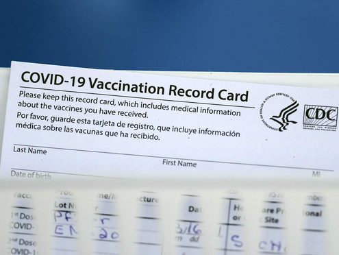 10 things to know about vaccine cards?