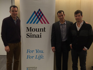 Mount Sinai Health System Launch