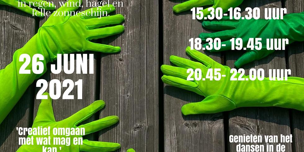 Groene vingers eindpresentatie  26 juni