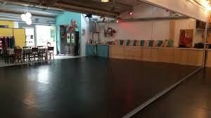 Extra lessen van Studio DanZo in de Rozenfabriek