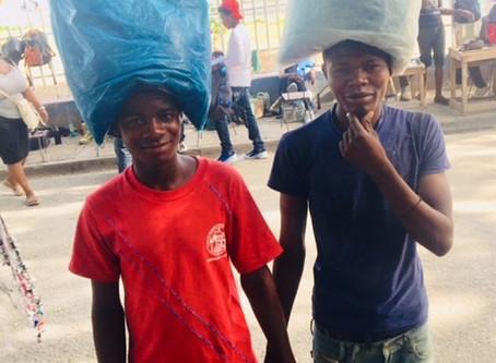 SPONSORDANS voor tieners in Haïti