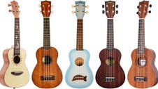 Middle School Ukelele Set (Spring 2018)
