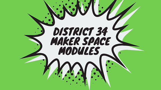 GEF Funded Maker Spaces Modules