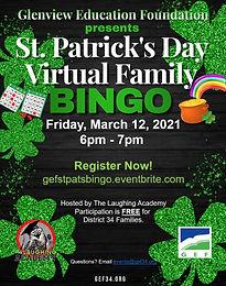 St Patrick's Day Bingo Flyer GEF.jpg