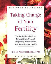 taking charge of your fertility book ima