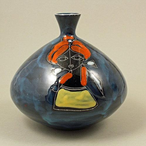 Retro Vase, Italy. Mid Century