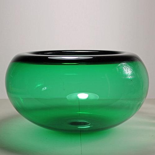 Huge Vintage PROVENCE Bowl, Per Lutken, Holmegaard, Denmark