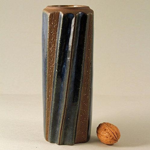 Marianne Starck for Michael Andersen, Denmark. Modernist Stoneware Vase