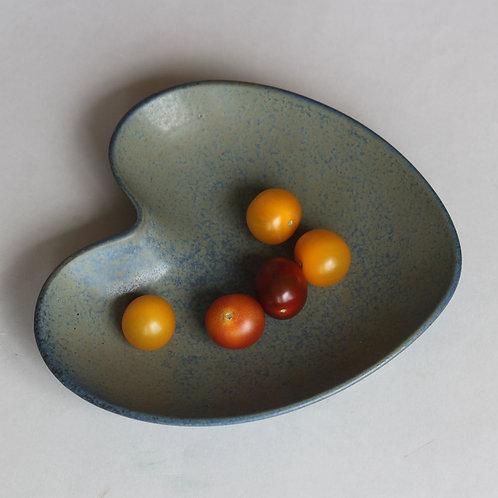 Gunnar Nylund, Rorstrand, Sweden. Modernist Stoneware Bowl Mid Century