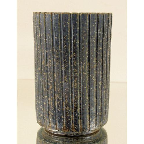 Arne Bang, Own Studio, Denmark. Cylinder Vase