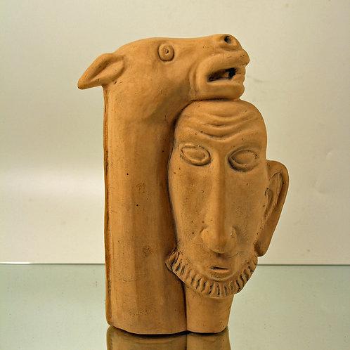 Terracotta Sculpture, Ake Holm, Sweden