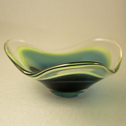 Free-Form Bowl ,  Paul Kedelv, Flygsfors, Sweden