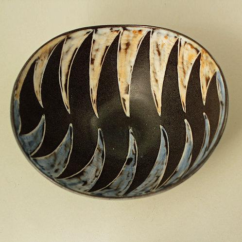 E&J Keramik - Eva and Johannes Andersen, Denmarks, Decorative Studio Bowl