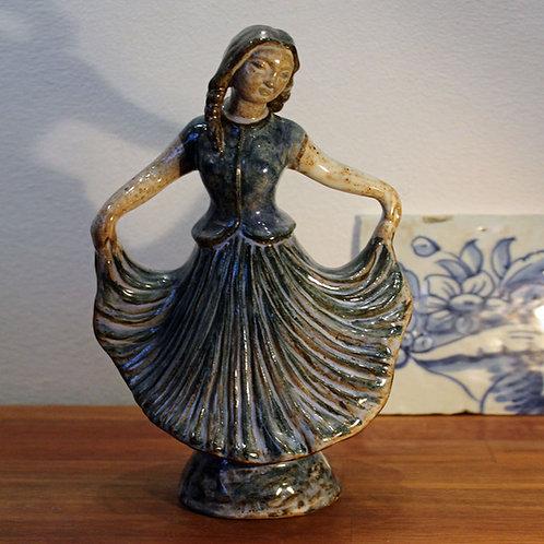 Gertrud Kudielka, L. Hjorth, Denmark. Sculpture