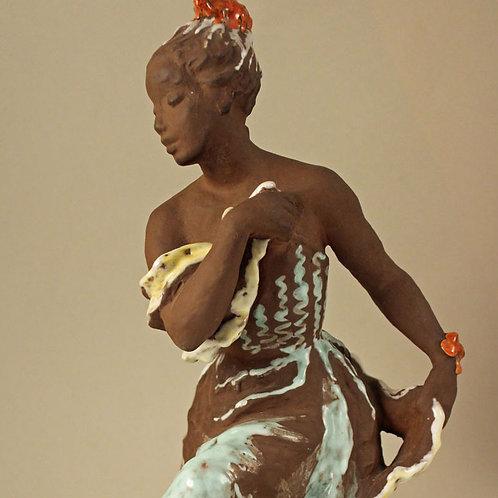 Sculpture, Lore Friedrich-Gronau, Karlsruhe