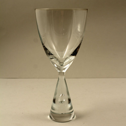 Bent Severin, Holmegaard, Denmark: PRINCESS Red Wine Glass