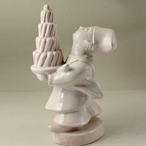 Large Figurine, Gertrud Kudielka, L. Hjorth, Denmark