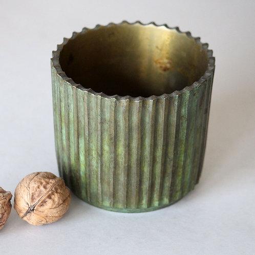 Argentor Bronze Vase, Denmark.Iconic Mid Century