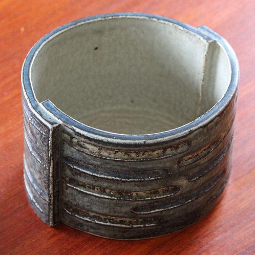 Stoneware Bowl, Eva Staehr-Nielsen, Royal Cop.