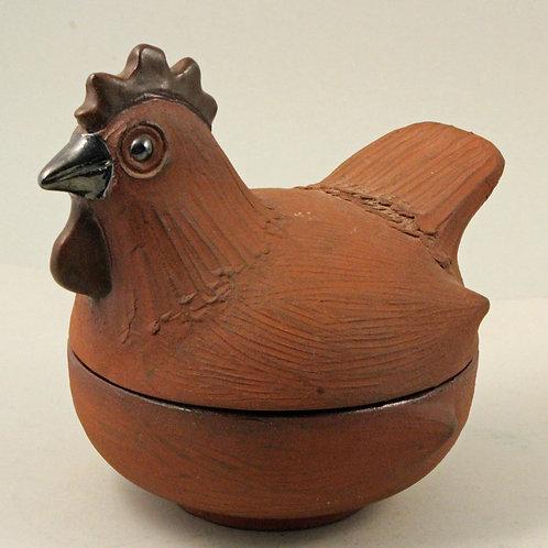 Palle Dybdahl Denmark, Lidded Hen Bowl