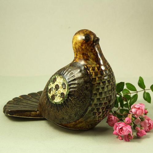 Joseph Simon, Soholm, Denmark Bird Figurine