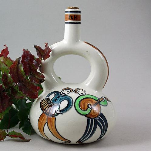 EJ Keramik - Eva and Johannes Andersen, Denmark, Decorative Studio Bottle