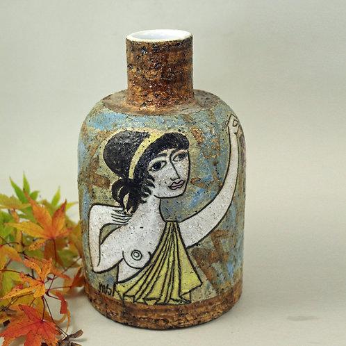 Mari Simmulson, Upsala-Ekeby; Large Size 'Mariana'  Vase