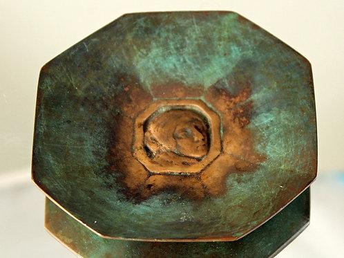 Small Bronze Bowl, Jacob Angman, Sweden