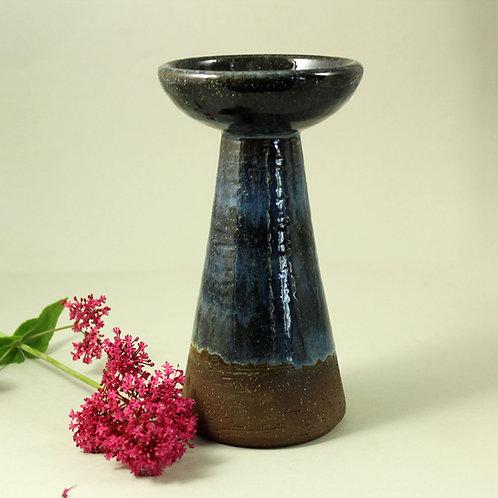 Stoneware Candlestick by Marianne Starck for Michael Andersen, Denmark