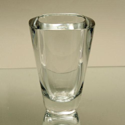 Art Glass Vase, Strombergshyttan, Sweden