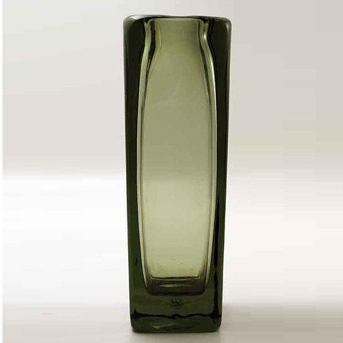 Large Art Glass Vase, Vicke Lindstrand, Kosta