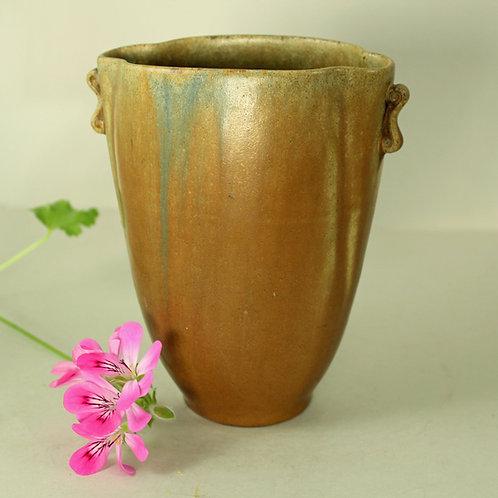 Arne Bang, Denmark. Studio Stoneware Vase