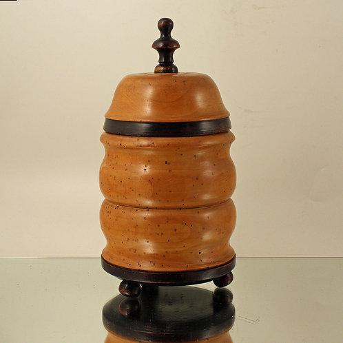 Antique Tobacco Jar, Scandinavia