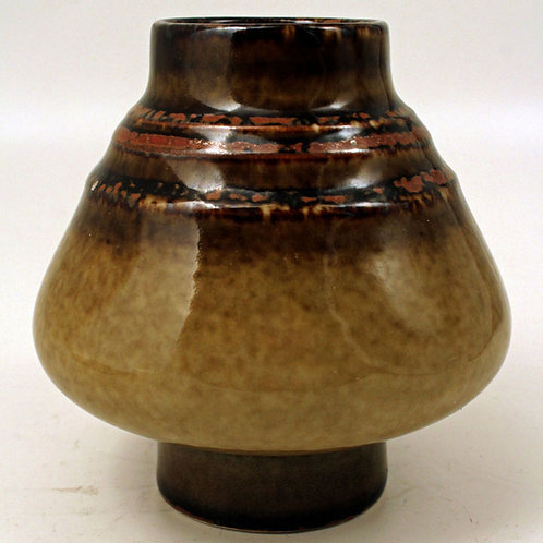 Stoneware Vase, Olle Alberius, Rorstrand, Sweden