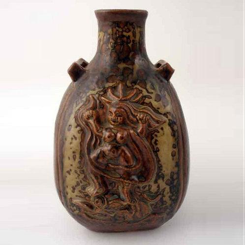 Stoneware Vase, Bode Willumsen, Royal Copenhagen