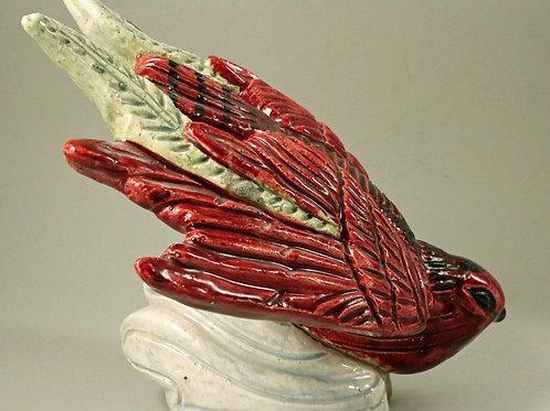 Gunnar Nylund, Rorstrand. Bird Figurine