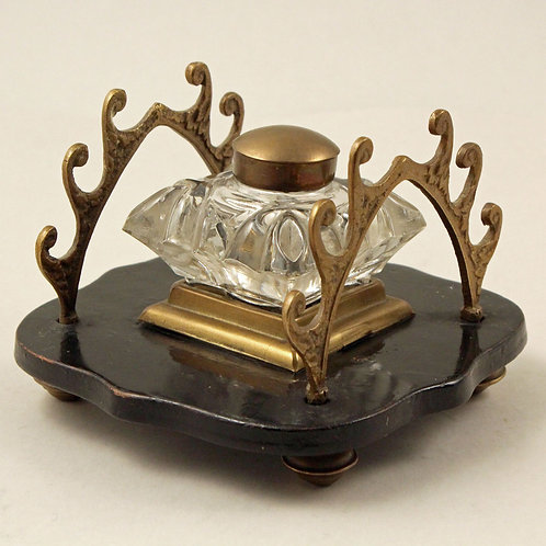 Art Deco Ink Stand, Denmark