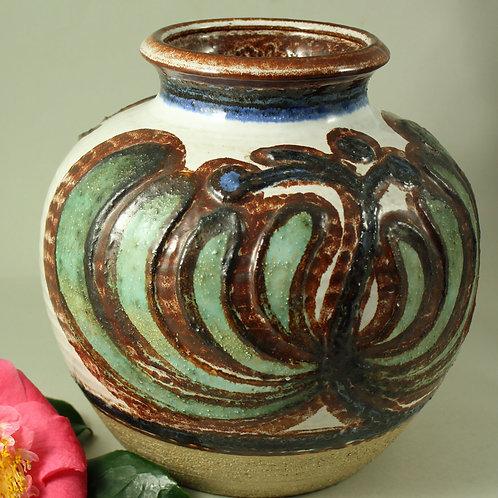Noomi Backhausen, Soholm, Denmark. Large KAKTUS Vase
