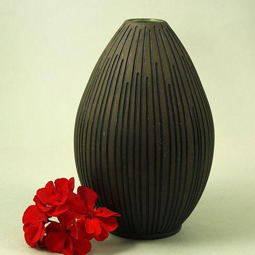 Helge Østerberg, Denmark. Mid Century Studio Vase