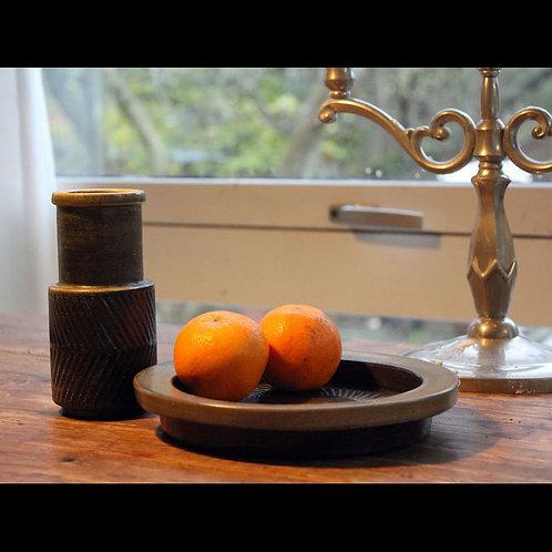 Stoneware Vase and Bowl, Mari Simmulson, UE